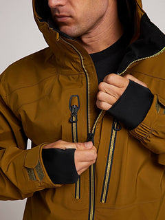 Guch Stretch GORE-TEX Jacket - Moss