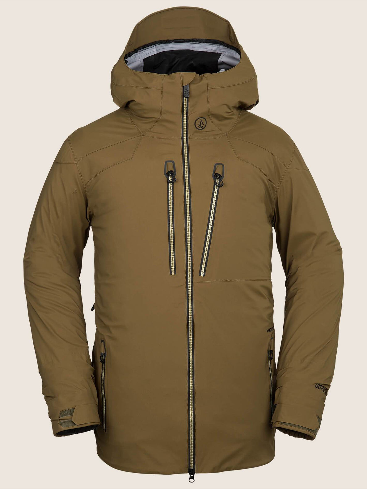 bcd7913a Guch Stretch GORE-TEX Jacket - Moss – Volcom Europe