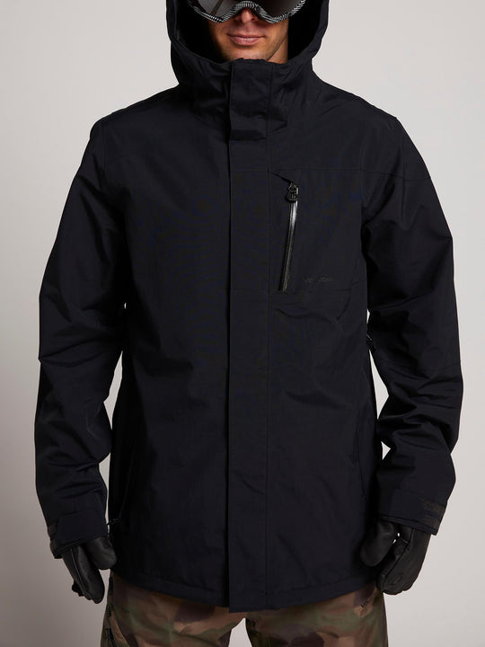L GORE-TEX Jacket - Black