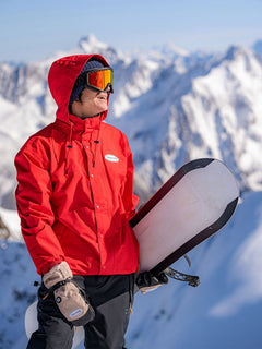 LONGO GORE-TEX JACKET (G0652112_RED) [002]