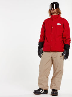 LONGO GORE-TEX JACKET (G0652112_RED) [01]