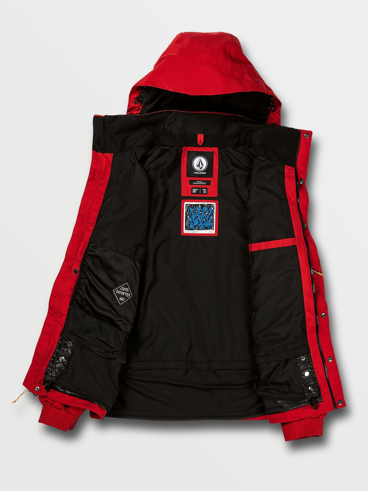 LONGO GORE-TEX JACKET (G0652112_RED) [13]