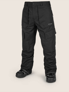 Eastern Insulated Pants - Black