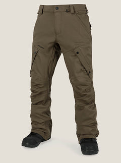 Articulated Pants - Teak