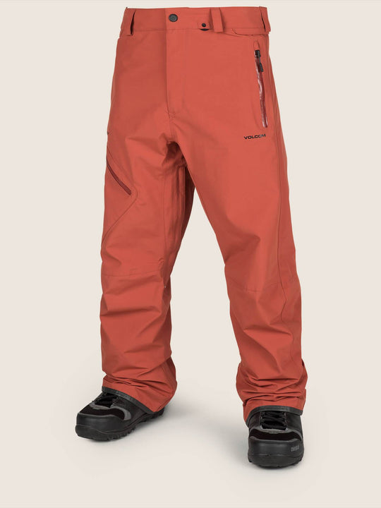 L GORE-TEX Pants - Burnt Orange