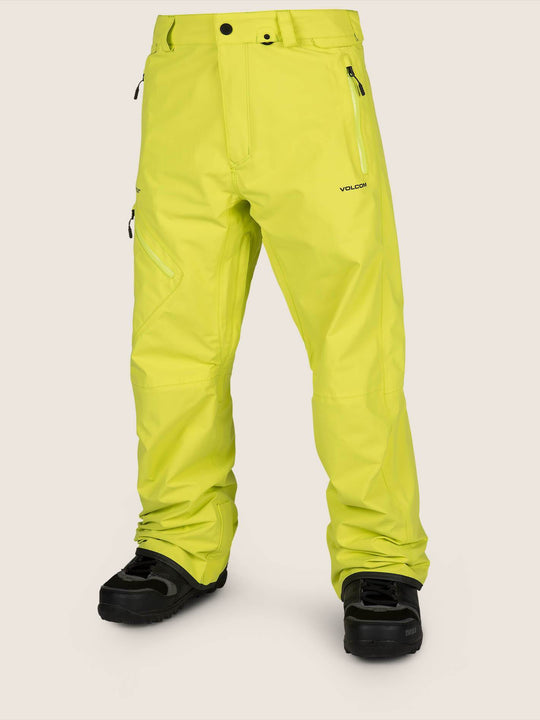 L GORE-TEX Pants - Lime