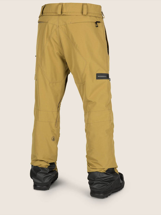 GI Pants - Resin Gold