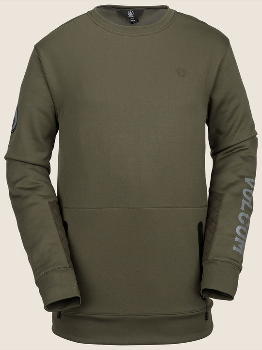 Pat Moore Fleece - Military