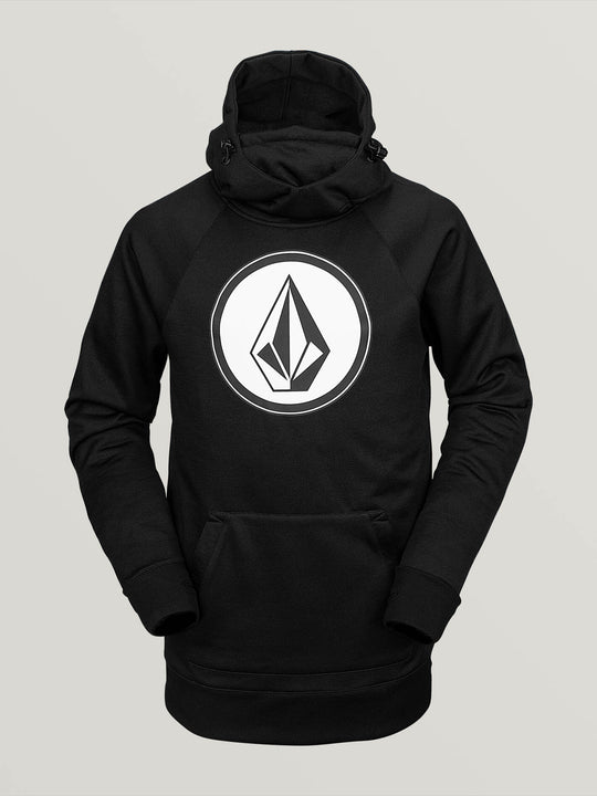 HYDRO RIDING HOODIE (G2452003_BLK) [F]