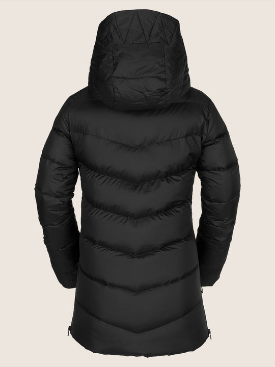 Structure Down Jacket - Black