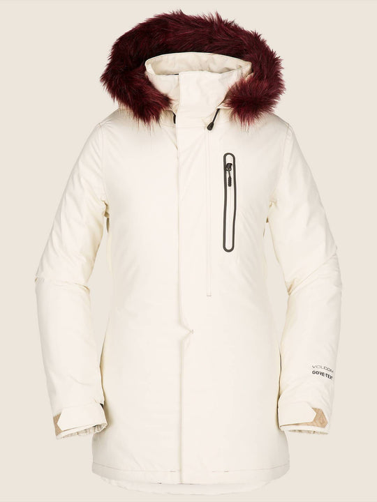 Eva Insulated GORE-TEX Jacket - Bone