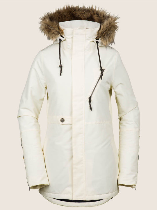 Fawn Insulated Jacket - Bone