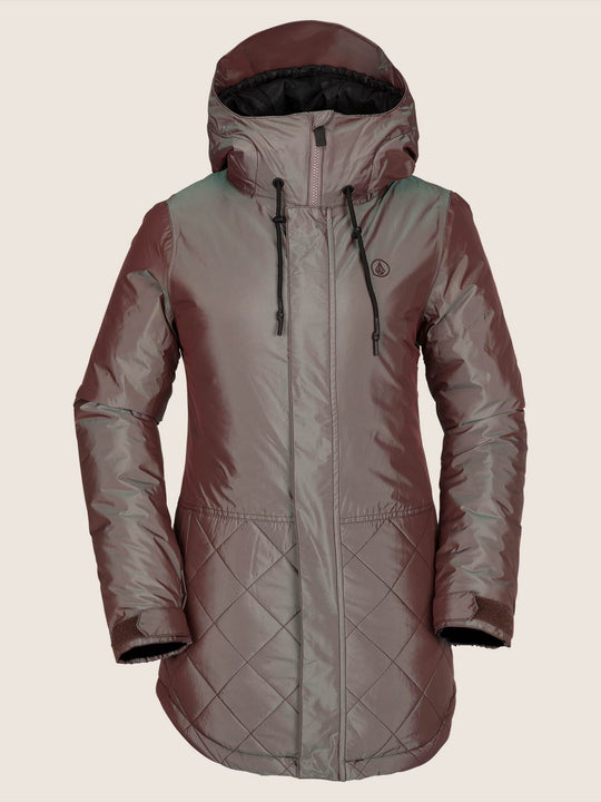 Winrose Insulated Jacket - Iridescent Magenta