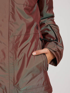 Shadow Insulated Jacket - Iridescent Magenta
