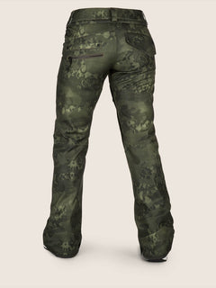 Species Stretch Pants - Camouflage