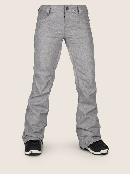 Species Stretch Pants - Heather Grey