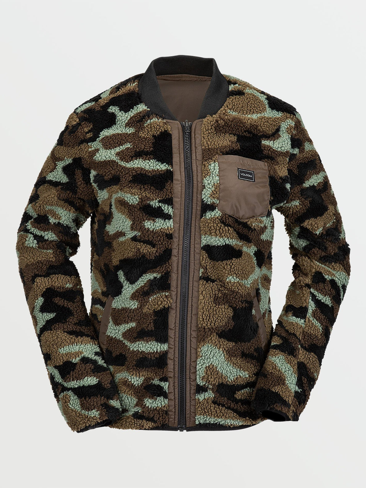 REVERSIBLE POLAR JKT (H1552102_SVG) [F]