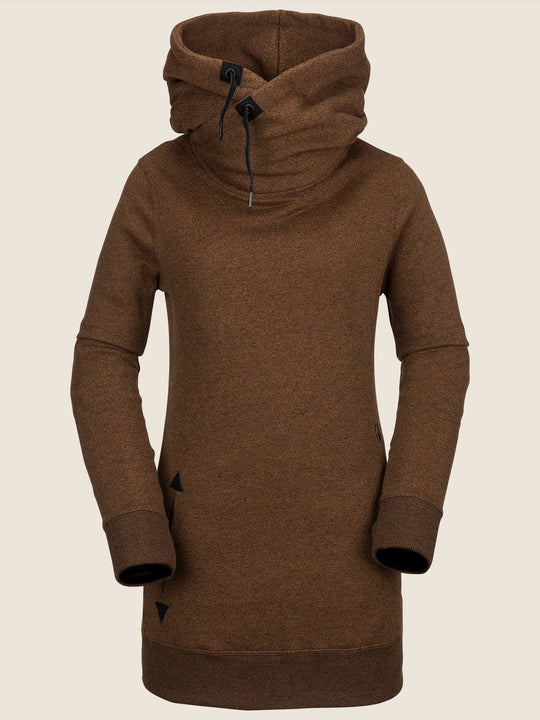 Tower Pullover Fleece - Copper