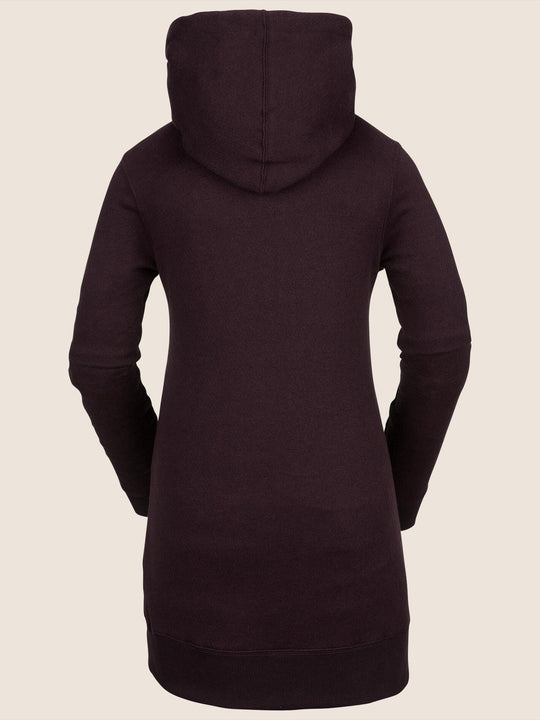 Tower Pullover Fleece - Merlot