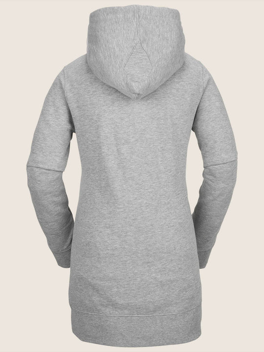 Costus Pullover Fleece - Heather Grey