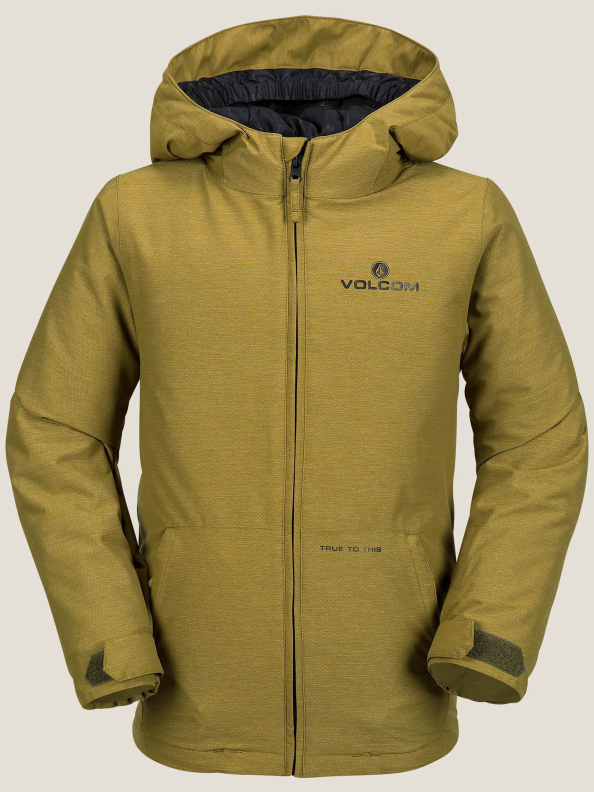 Selkirk Insulated Jacket - Moss (Kids)