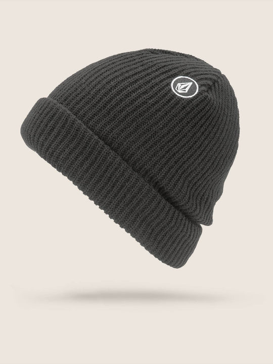 Sweep Lined Beanie - Black