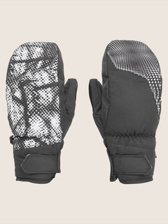 Stay Dry GORE-TEX Mitt - Black White
