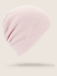 Power Beanie - Rose Wood