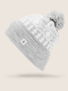 Argenta Beanie - Heather Grey