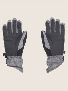 Peep GORE-TEX Glove - Heather Grey