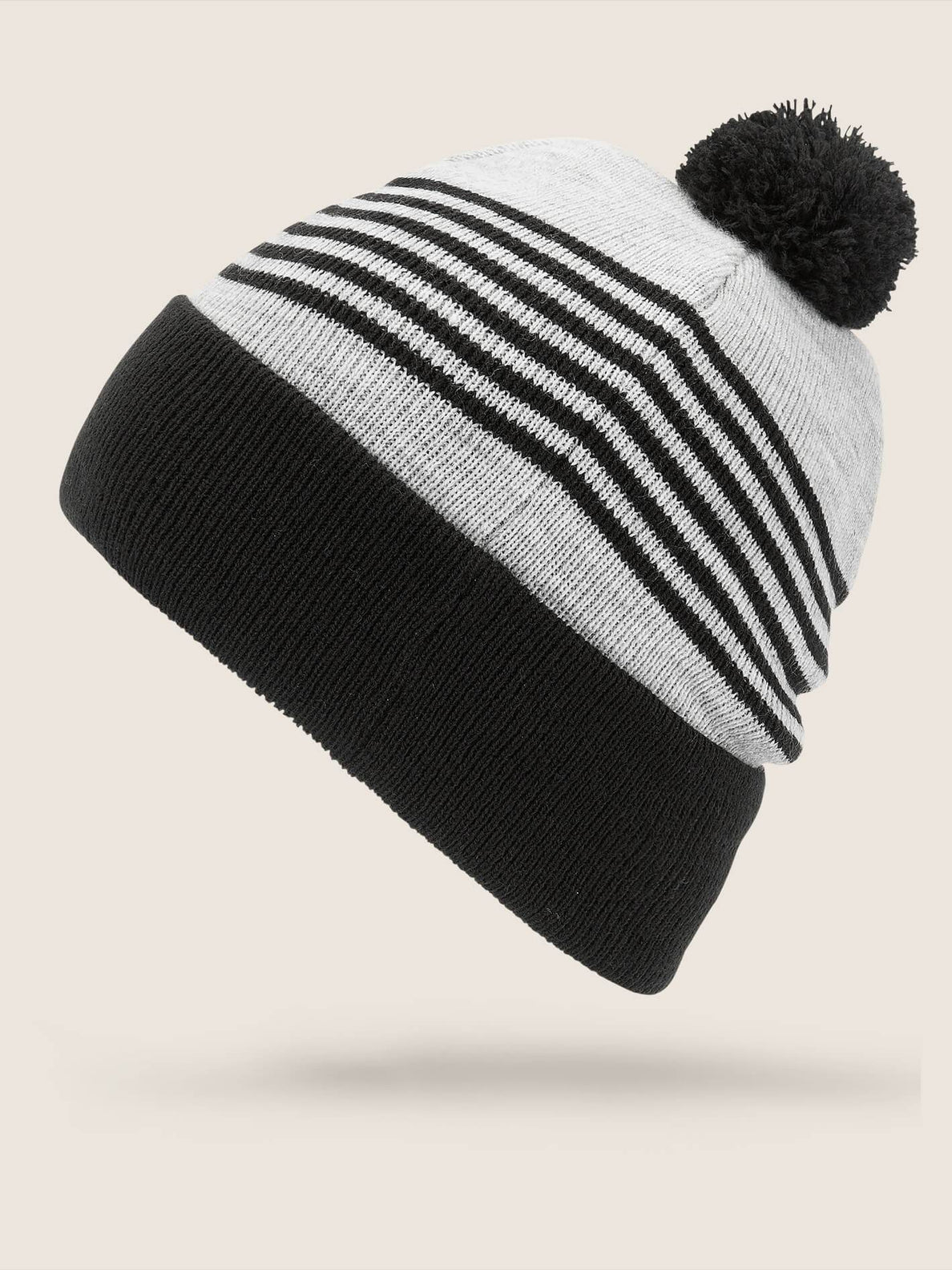 powder-beanie-heather-grey(Kids)
