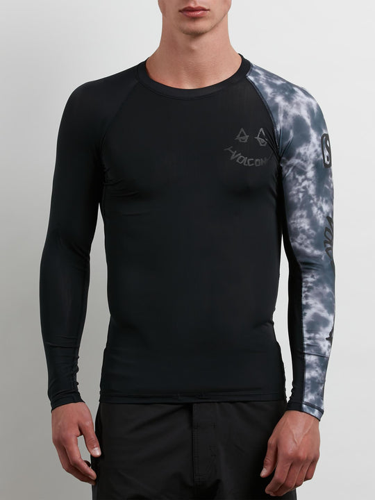 Chill Out Long Sleeve - Black