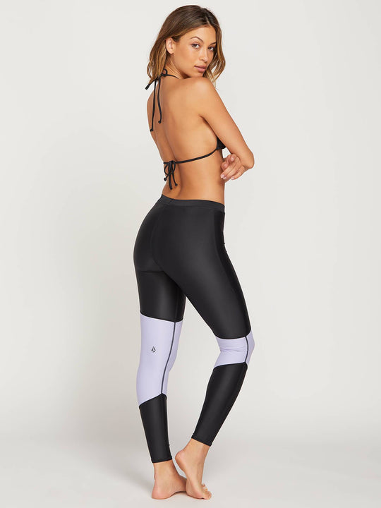Simply Solid Legging  - Violet