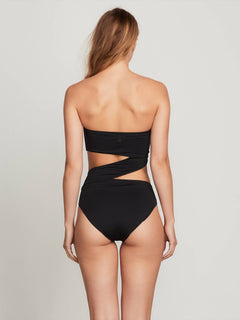 Simply Seamless 1 Piece - Black