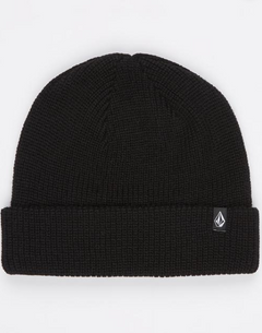 SHORE LEAVE BEANIE - BLACK