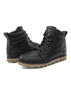 Sub Zero Boot - NEW BLACK