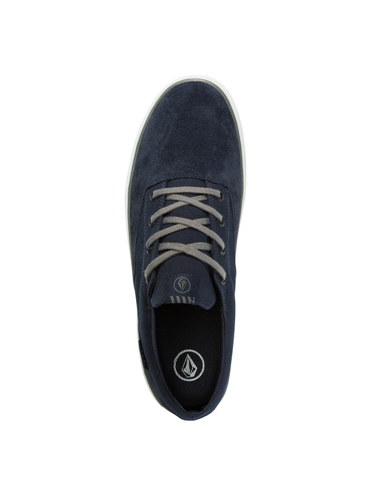 Draw Lo Suede Shoes - Blue Combo