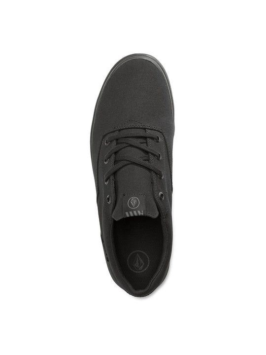 Draw Lo Shoe - Black Out (V4031710_BKO) [B]