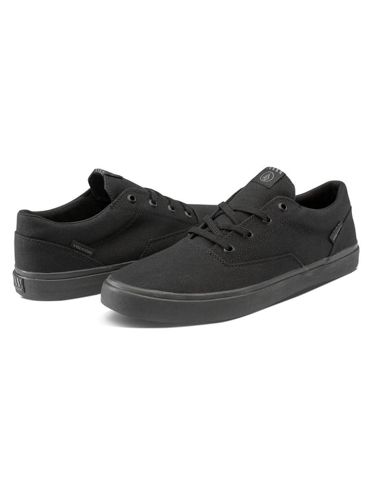 Draw Lo Shoe - Black Out (V4031710_BKO) [F]