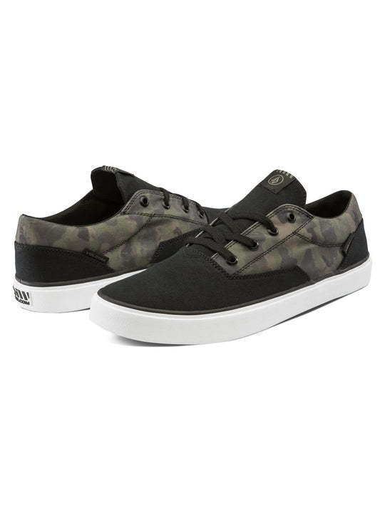 Draw Lo Shoes - Dark Camo
