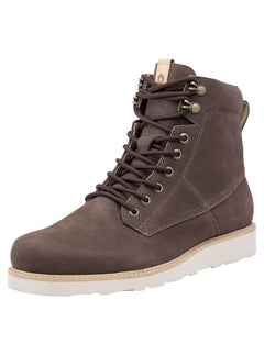 616394f1c0d Mens Leather Lace Up Boots - Volcom Smithington II Boots | Volcom ...