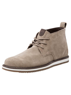 Del Coasta Suede Shoe - Oxford Tan