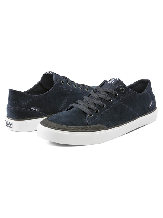 Leeds Suede Shoes - Navy