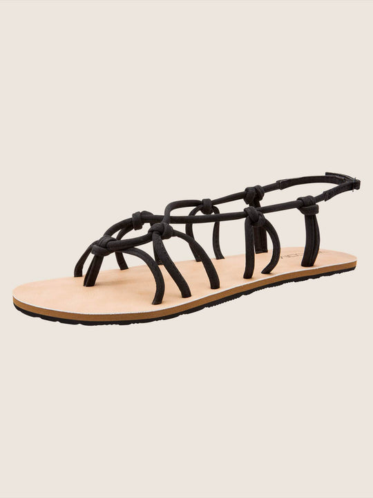 Whateversclever Sandals - Black