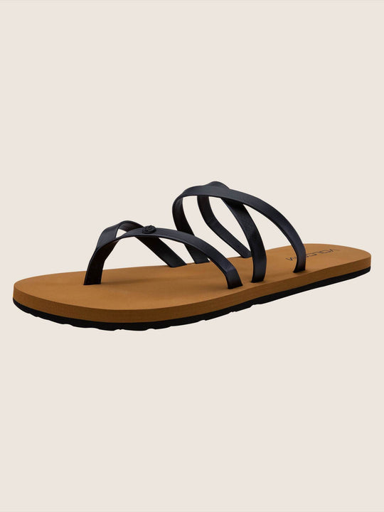 Easy Breezy Sandals - Black