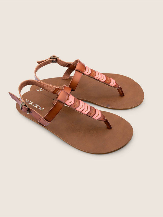 Trail 6 Sandals - Coral