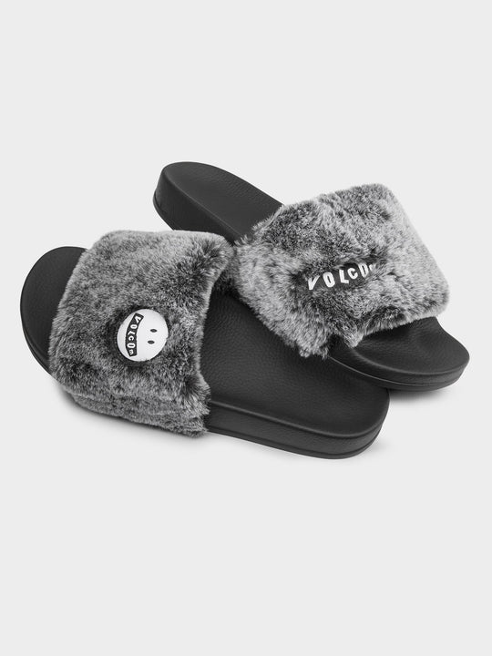Lil Slides  - Heather Grey