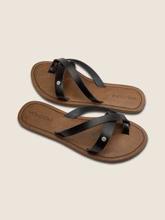 Ramble Sandals - Black