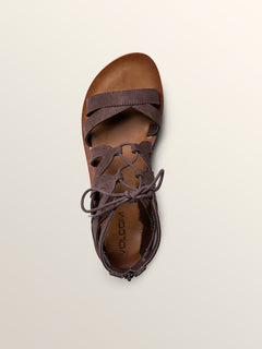 Bowie Road Sandals - Brown