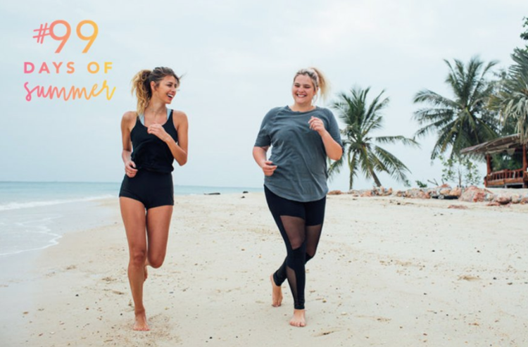Dr. Ragland for Well+Good - Should You Be Running on the Beach?